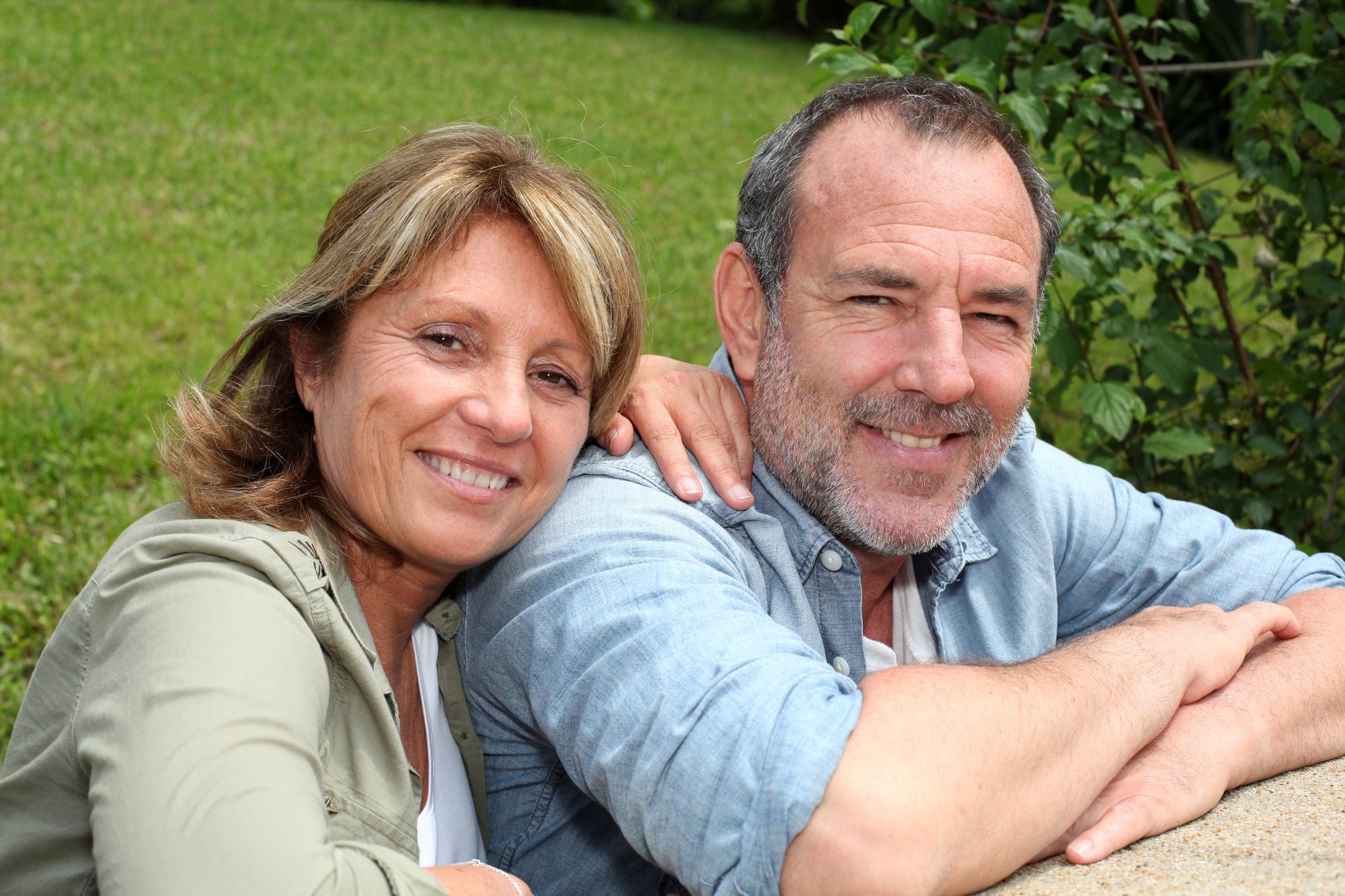 Couple sénior - A2 Conseil Metz