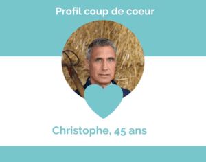 Christophe 45 ans - A2 Conseil