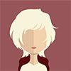 Avatar femme blonde cheveux court A2 Conseil Metz