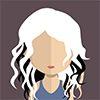 Avatar femme cheveux blanc et brun A2 Conseil Metz