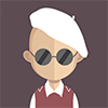 Avatar homme à lunette 2 A2 Conseil Metz